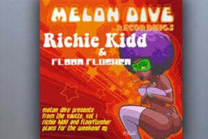 Floor Flusher album cover