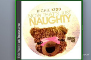 Naughty Album Cover